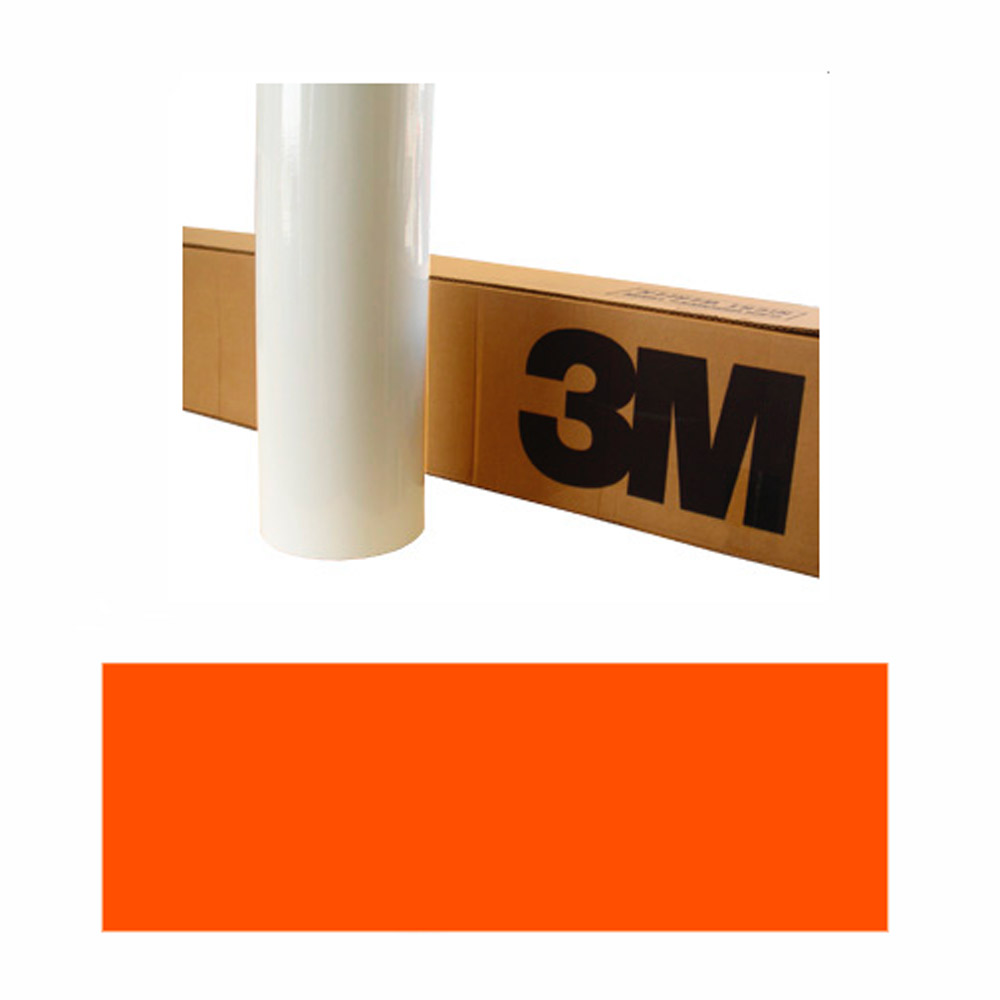 3M 180C 36X10yd Pf Bright Orange