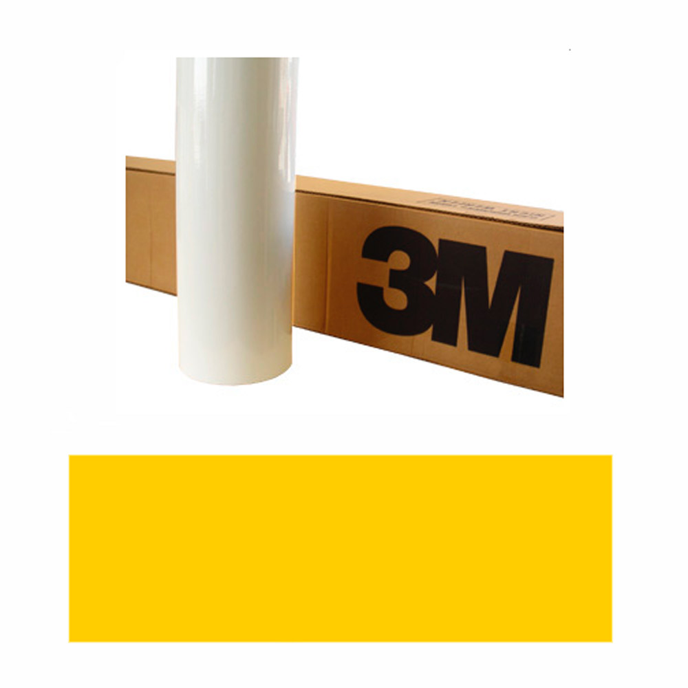3M 180C 48X50yd Pf Bright Yellow