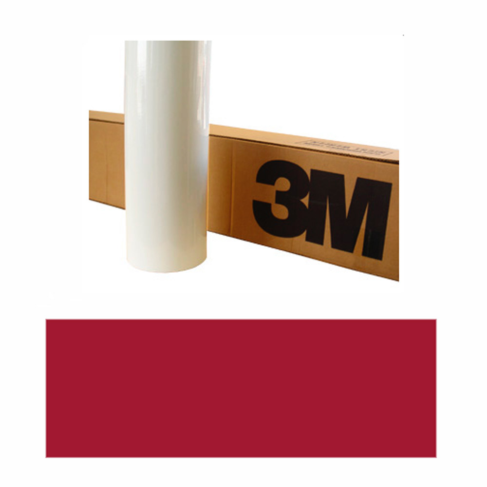 3M 180mC 24X10yd Np Deep Red