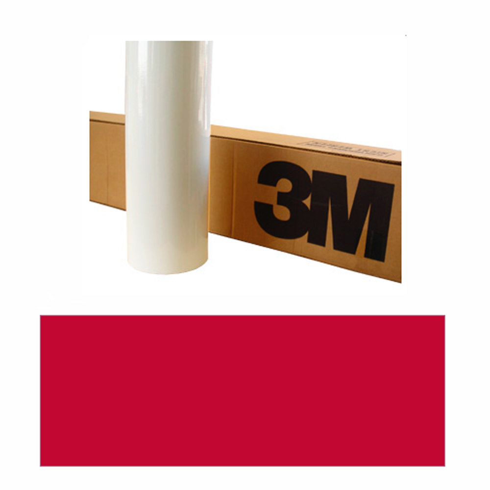 3M 180mC 48X10yd Np Cardinal Red