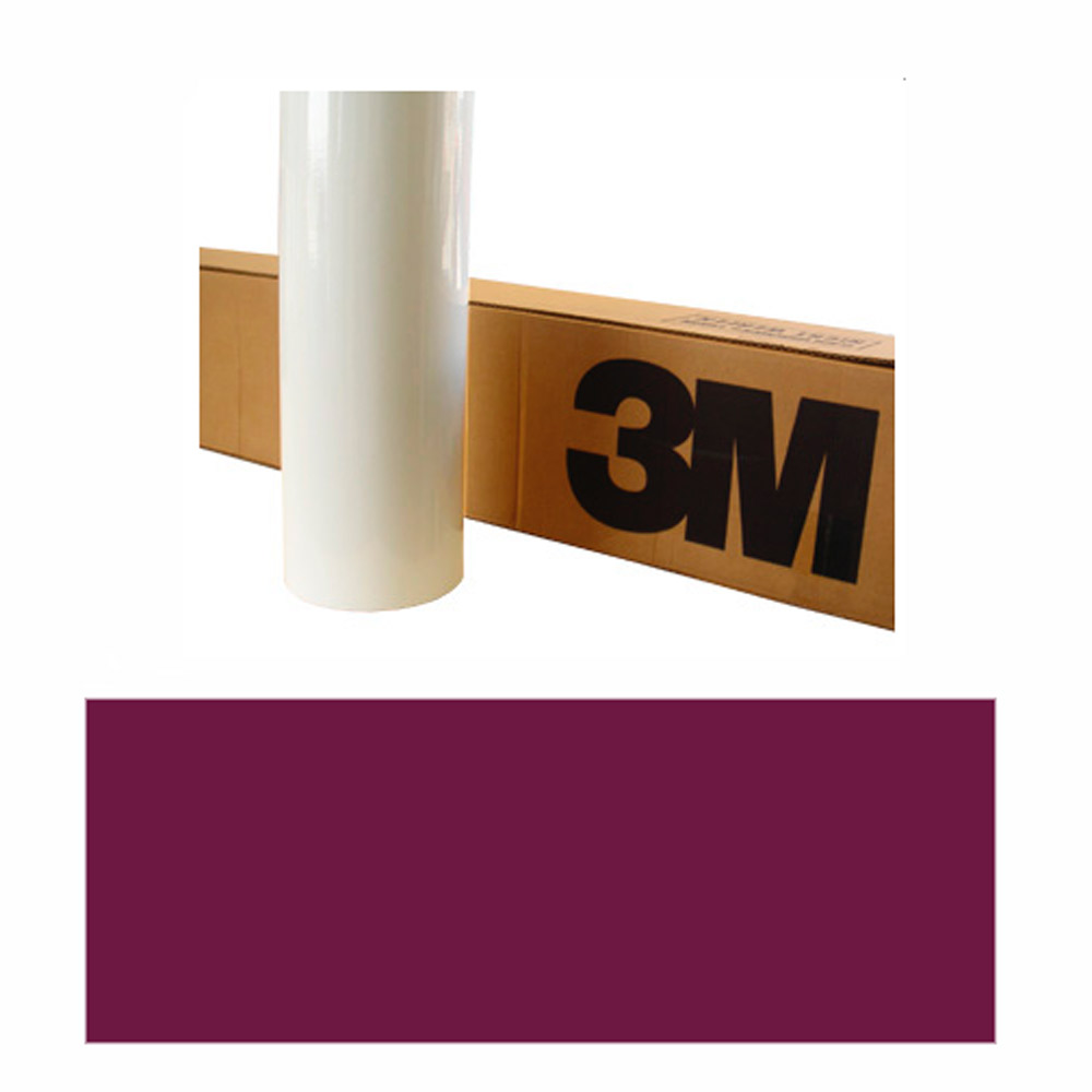 3M 180mC 60X10yd Np Burgundy
