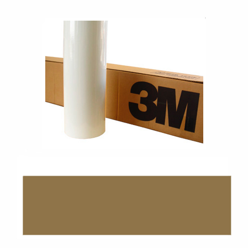 3M 180mC 24X10yd Np Satin Gold