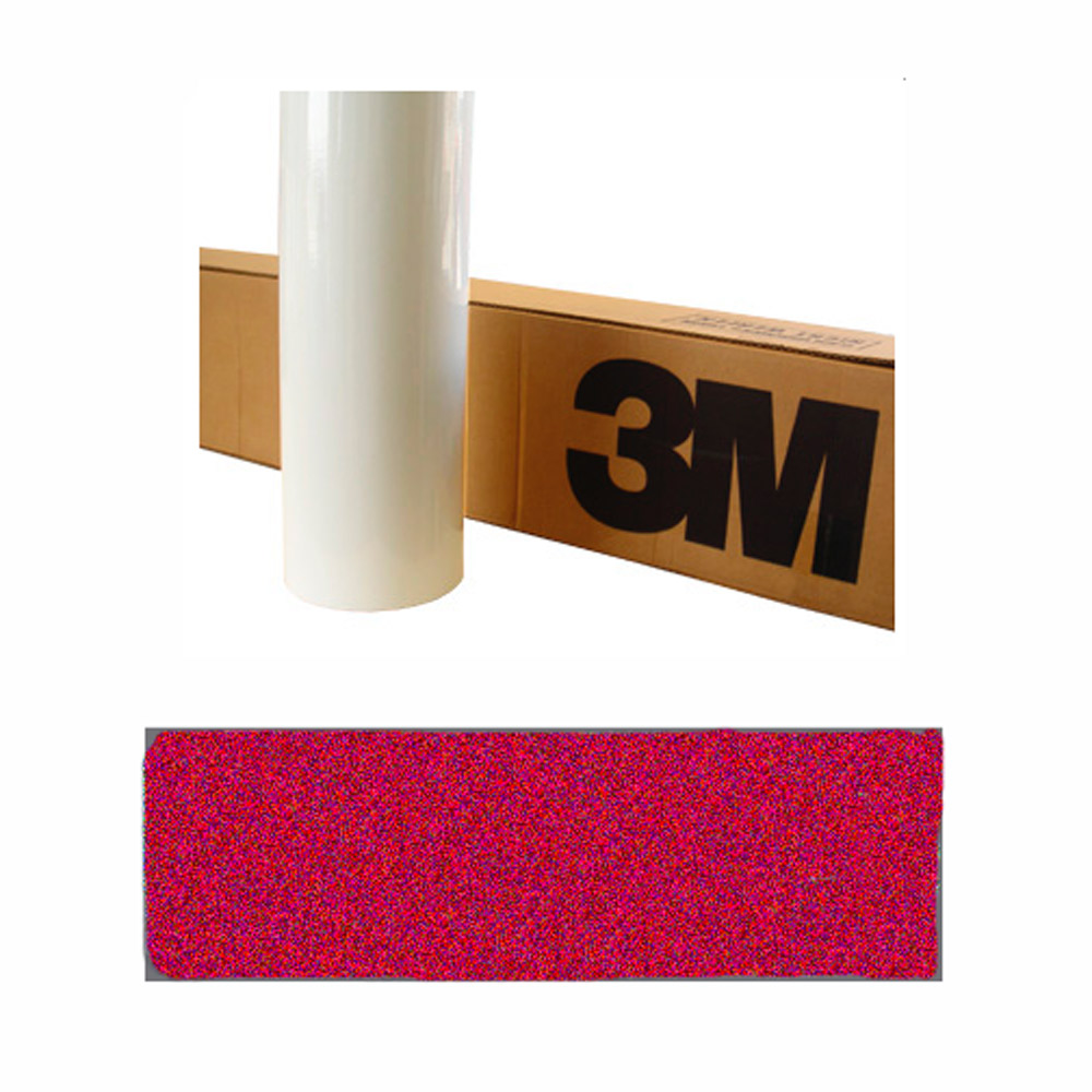 3M 180C 36X10yd Np Red Metallic