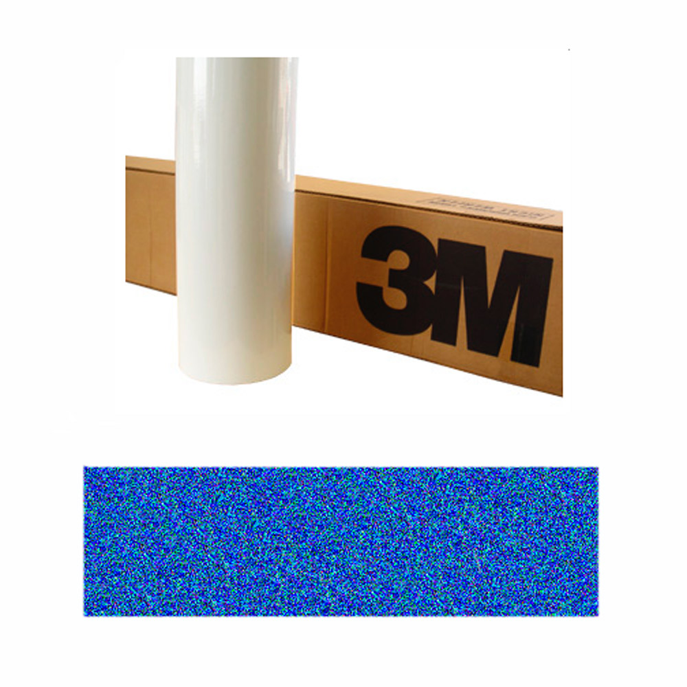 3M 180C 48X10yd Pf Bright Blue Metallic