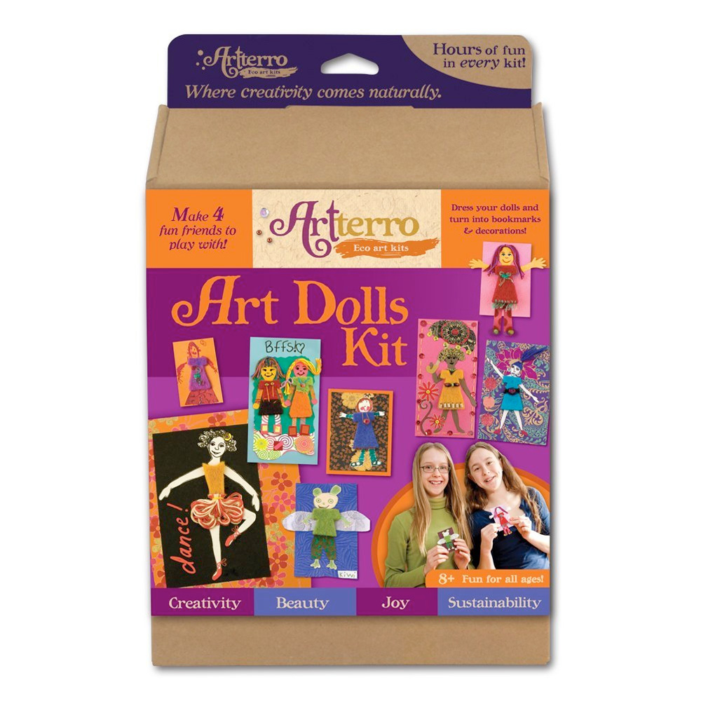 Artterro Art Dolls Kit