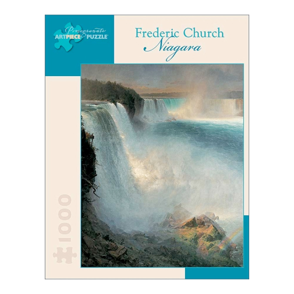 Puzzle: Frederic Church Niagara 1000/Pcs