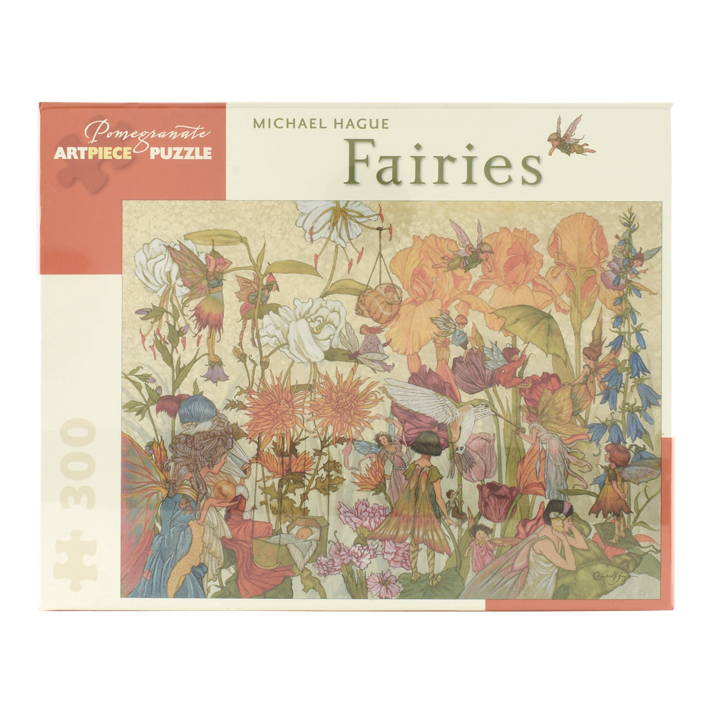 Puzzle: Fairies 300-Pieces