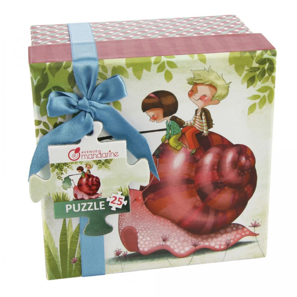 Avenue Mandarine Hooky Puzzle Box