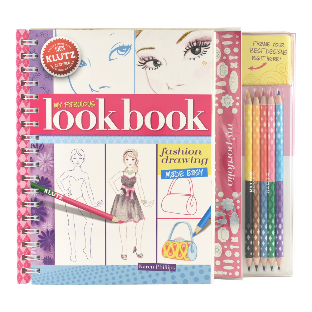 Klutz Book: My Fabulous Look Book