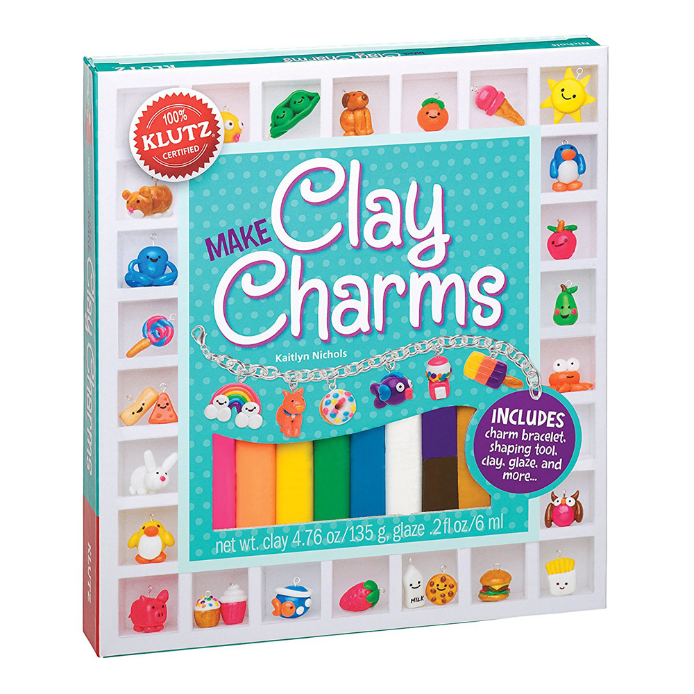 Klutz Book: Make Clay Charms