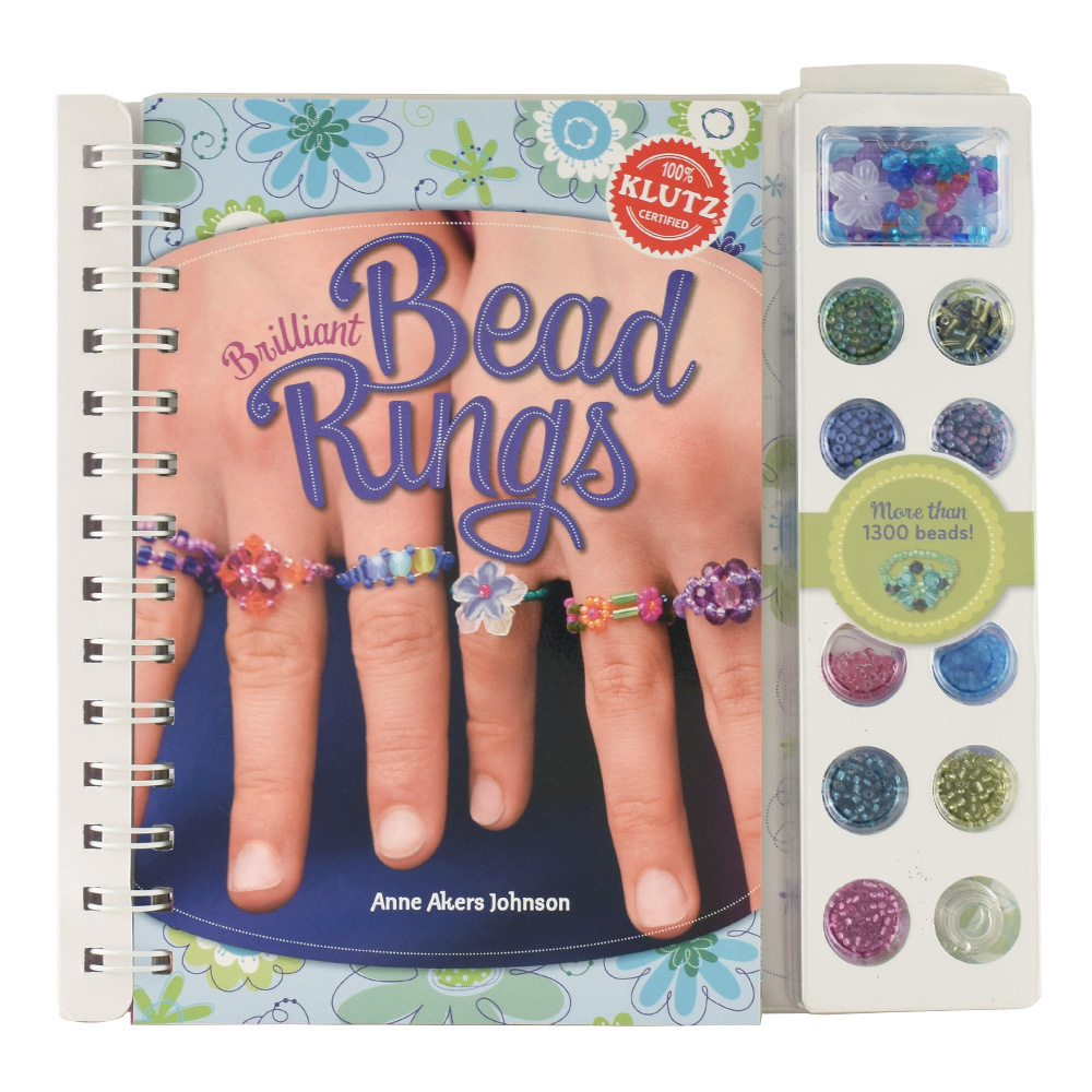 Klutz Book: Brilliant Bead Rings