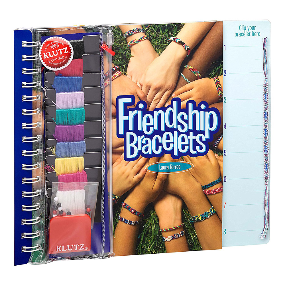 Klutz Book: Friendship Bracelets