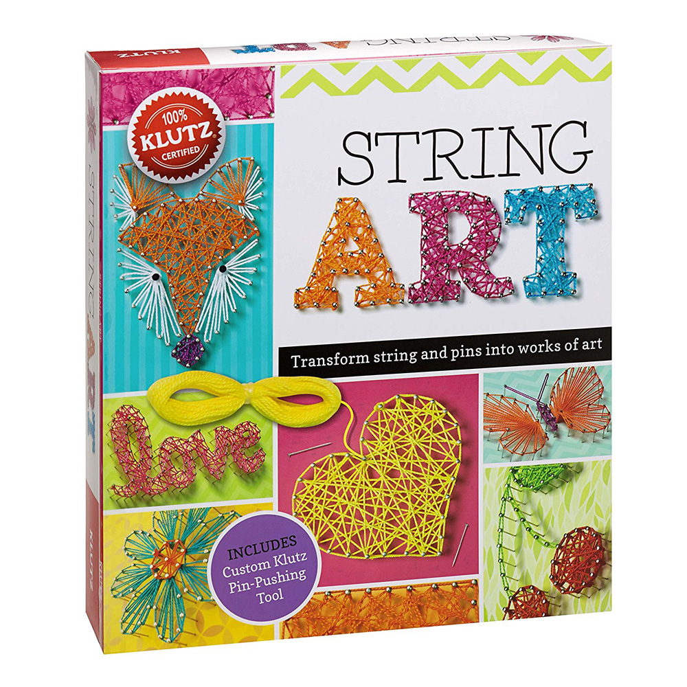 Klutz Book: String Art