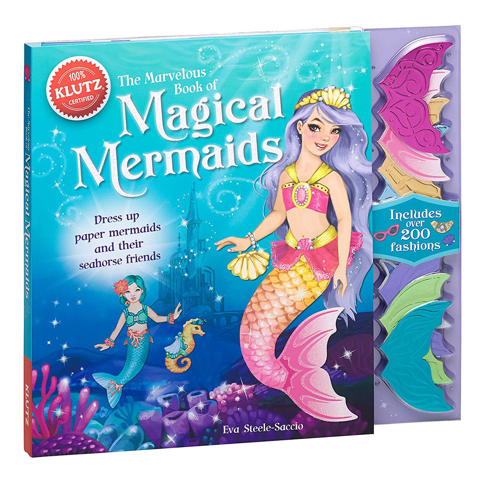 Klutz Book: Magical Mermaids