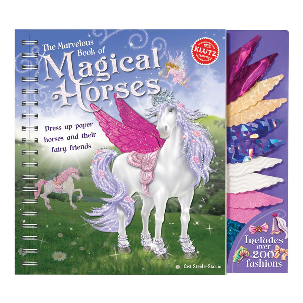 Klutz Book: Magical Horses