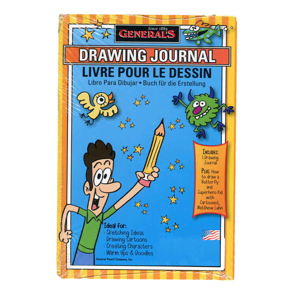 General Drawing Journal
