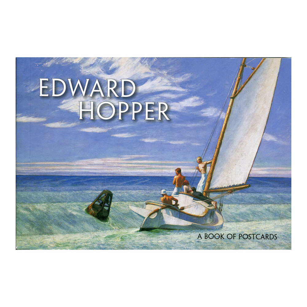 Postcard Book Edward Hopper