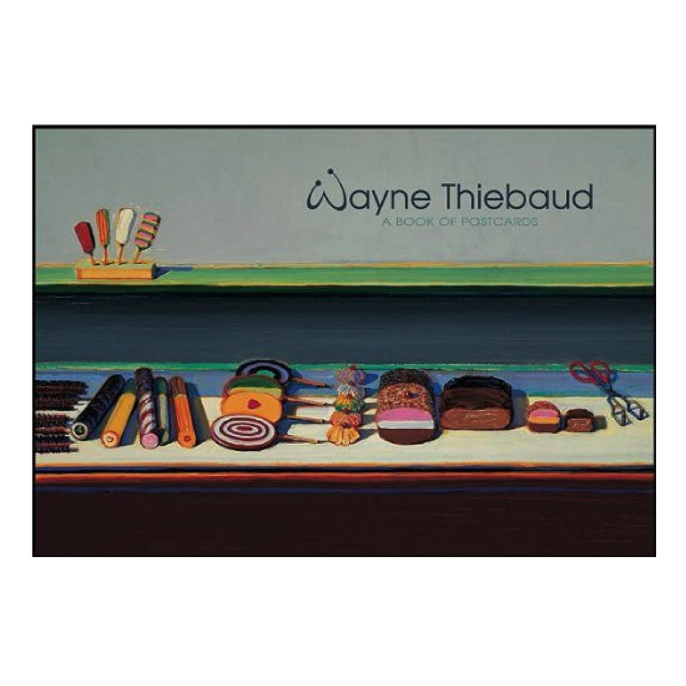Postcard Book Wayne Thiebaud