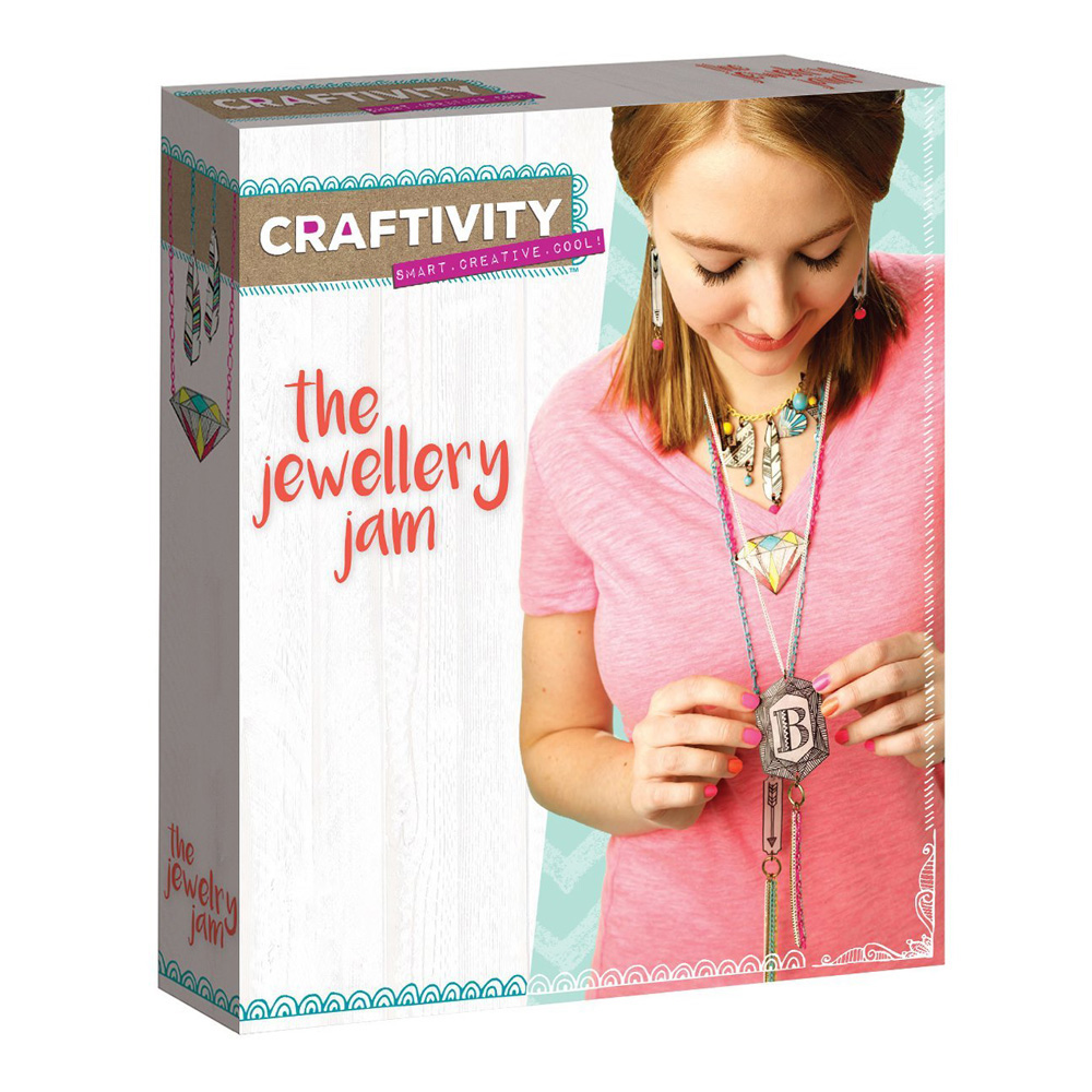 Craftivity Jewelry Jam