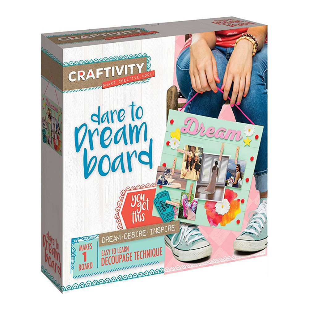 Craftivity Dare To Dream Board