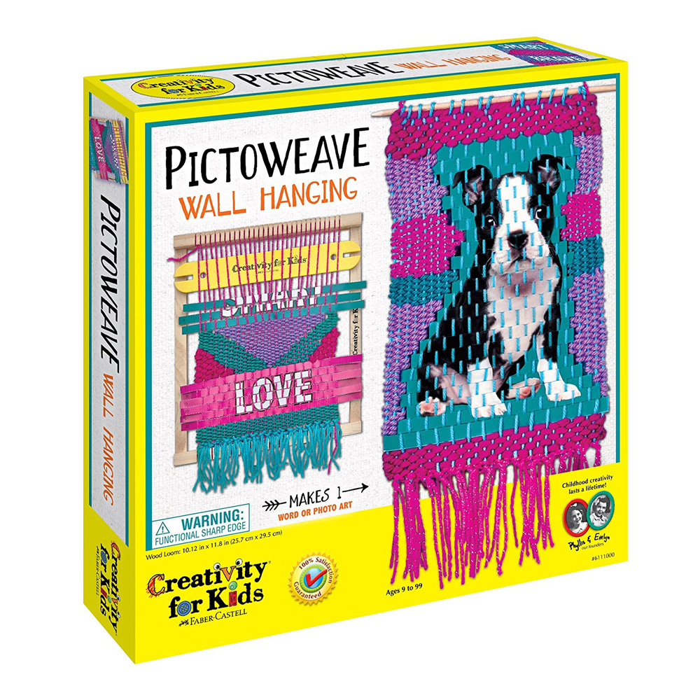 Creativity For Kids Pictoweave Wall Hanging