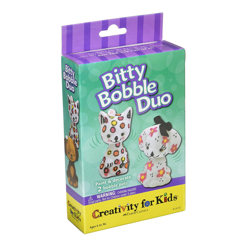 Creativity For Kids Bitty Bobble Duo
