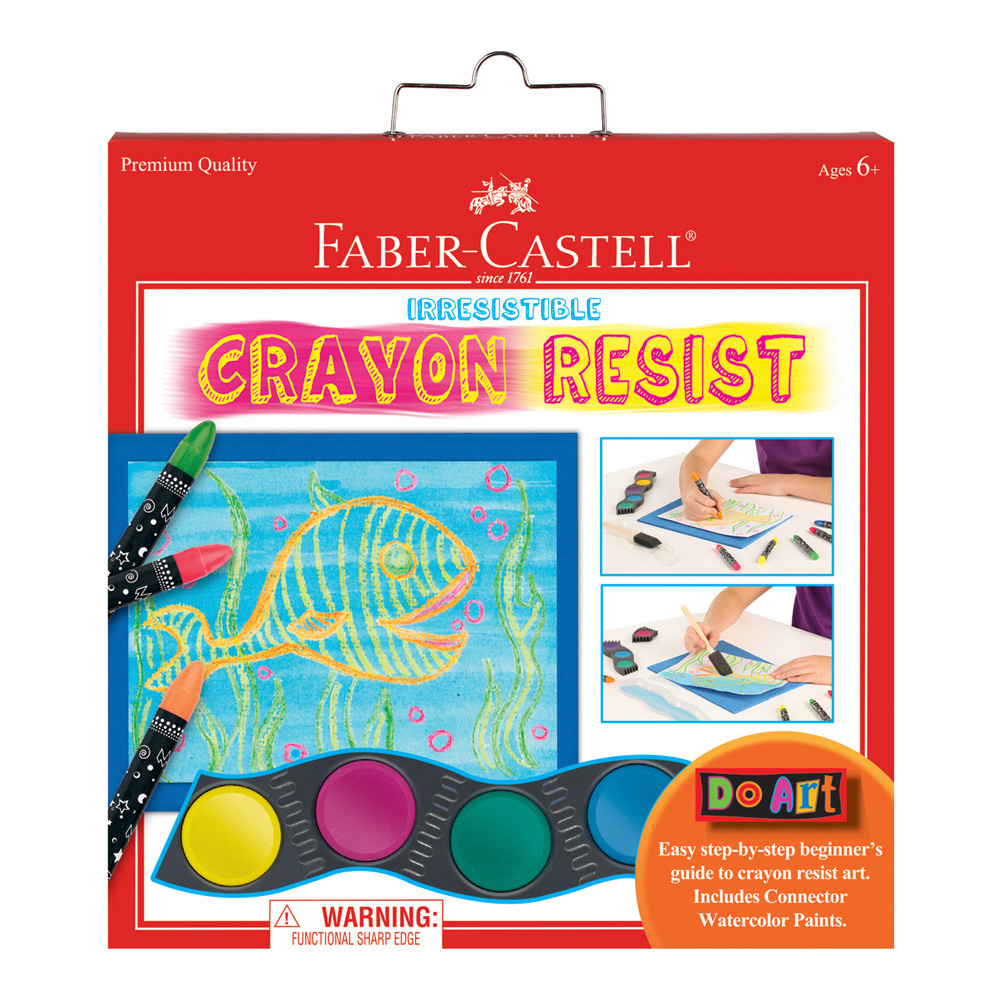 Do Art: Irresistible Crayon Resist