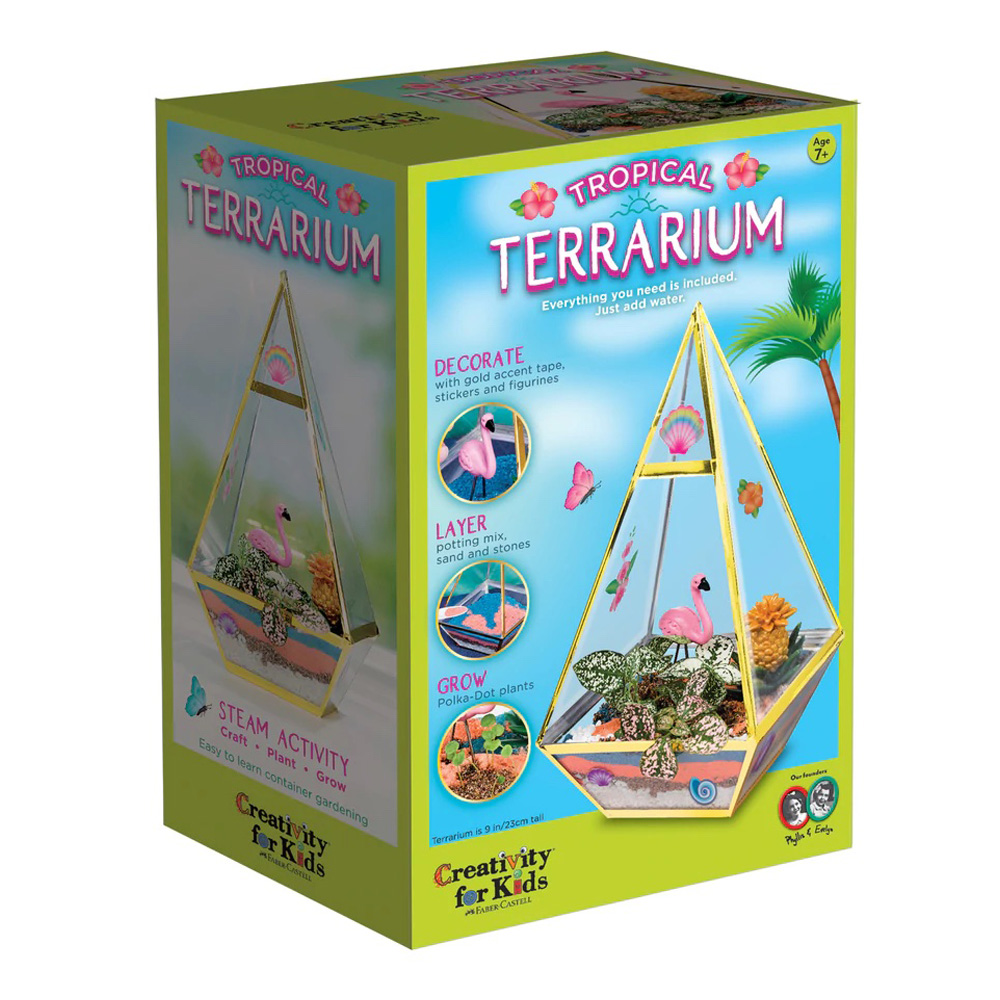 Creativity For Kids Fabulous Flowers Hair Kit