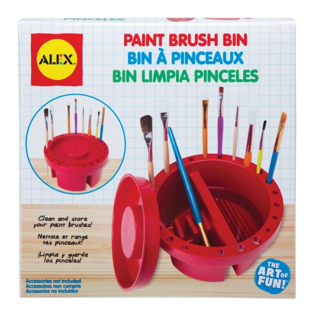 Alex Paint Brush Bin