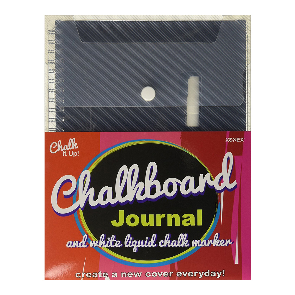 Xonex Chalkboard Journal