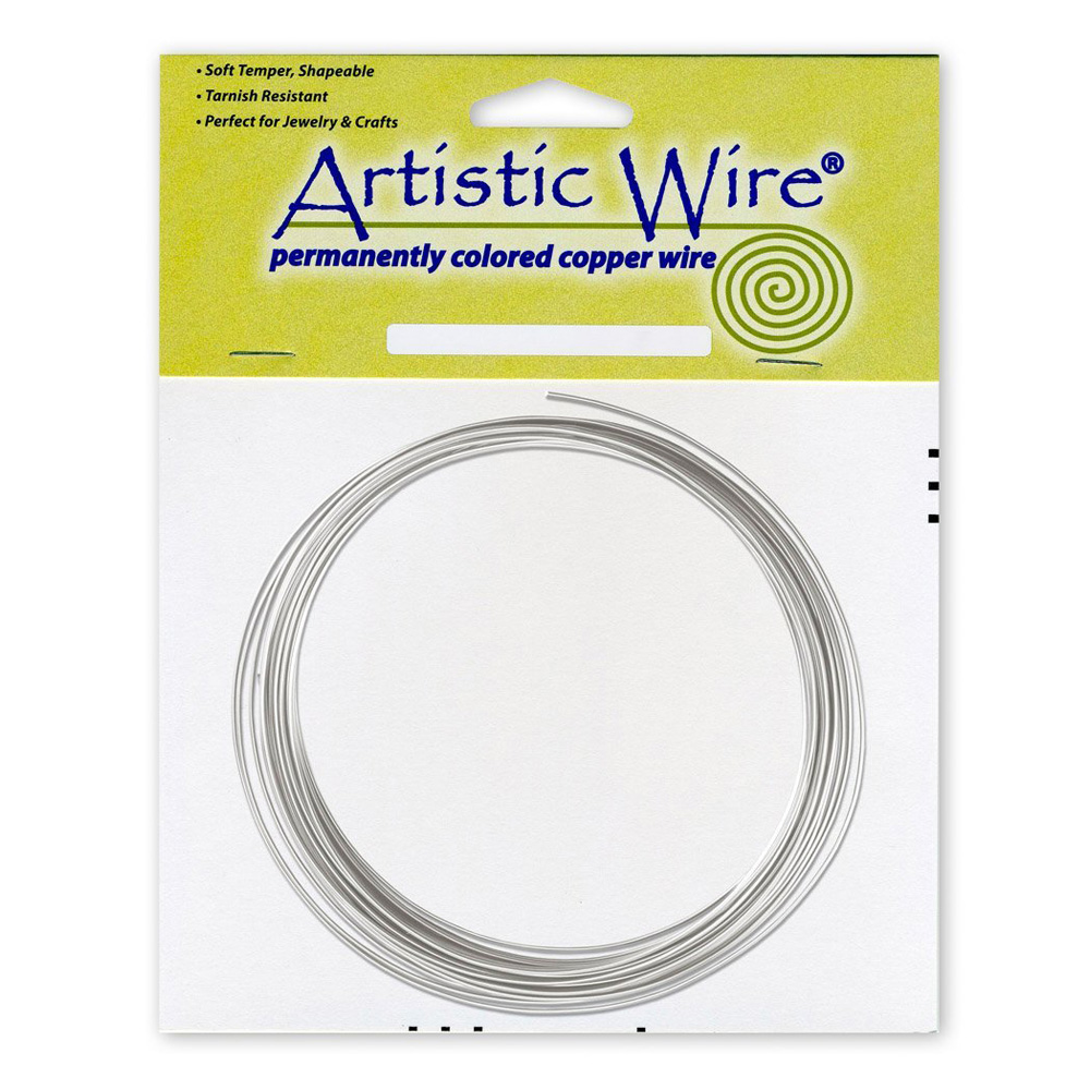 Artistic Wire 16 Gauge Tinned Copper 10 Feet