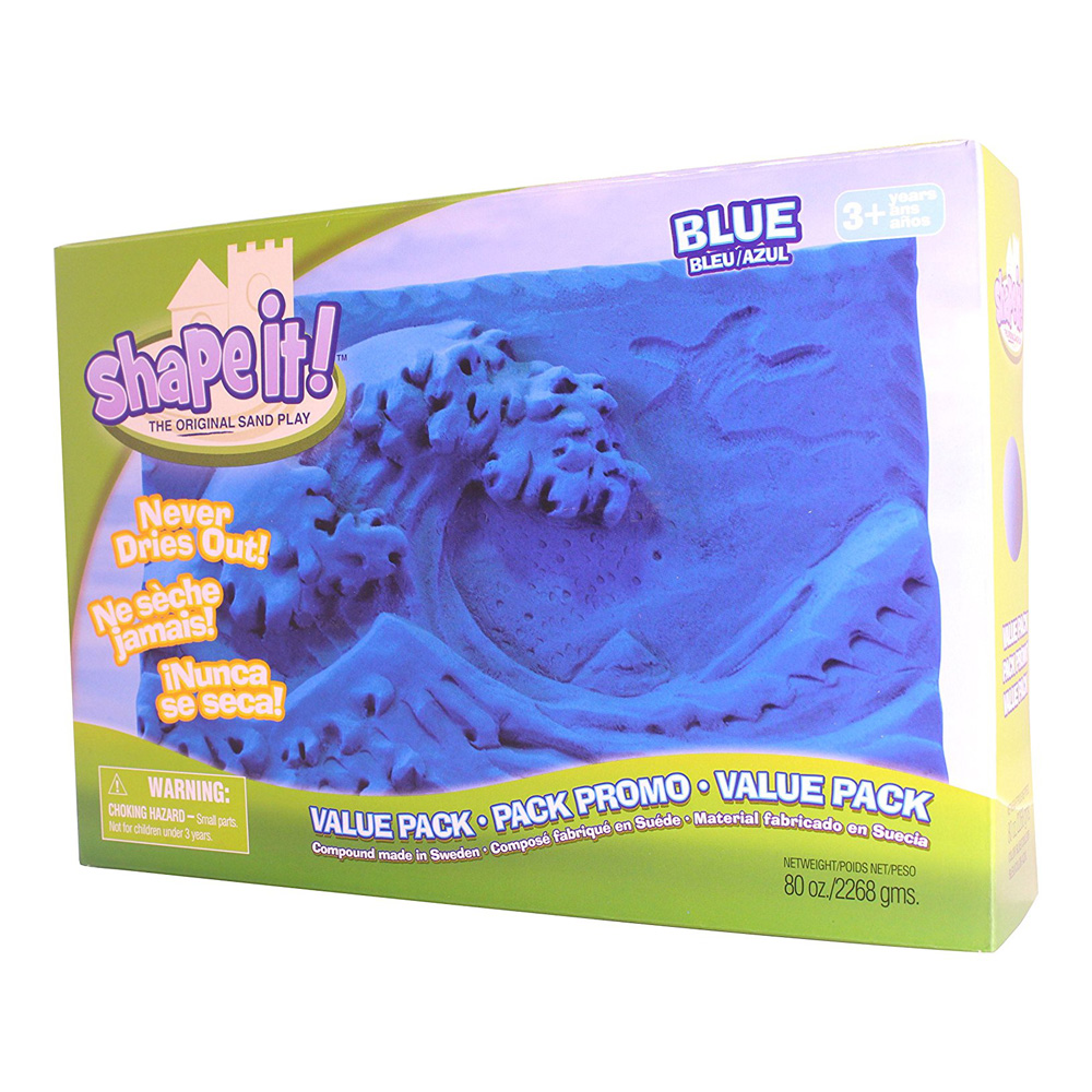 Moon Sand 5Lb Refill - Space Blue