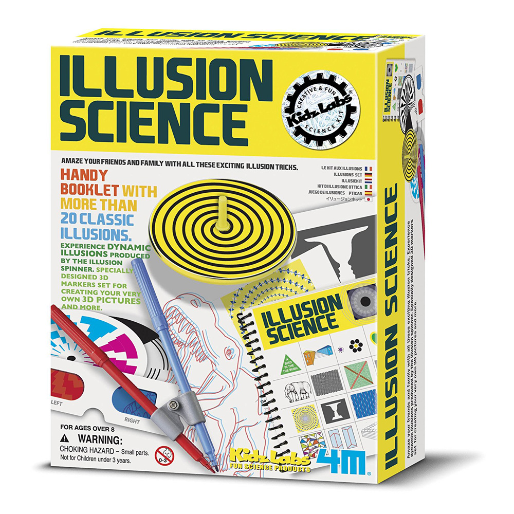 Kidz Labs: Illusion Science