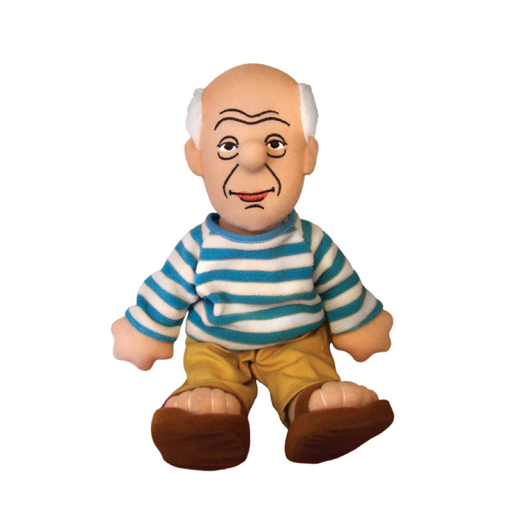 Little Thinkers Doll: Pablo Picasso