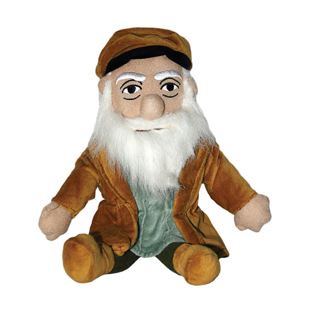 Little Thinkers Doll: Leonardo Da Vinci