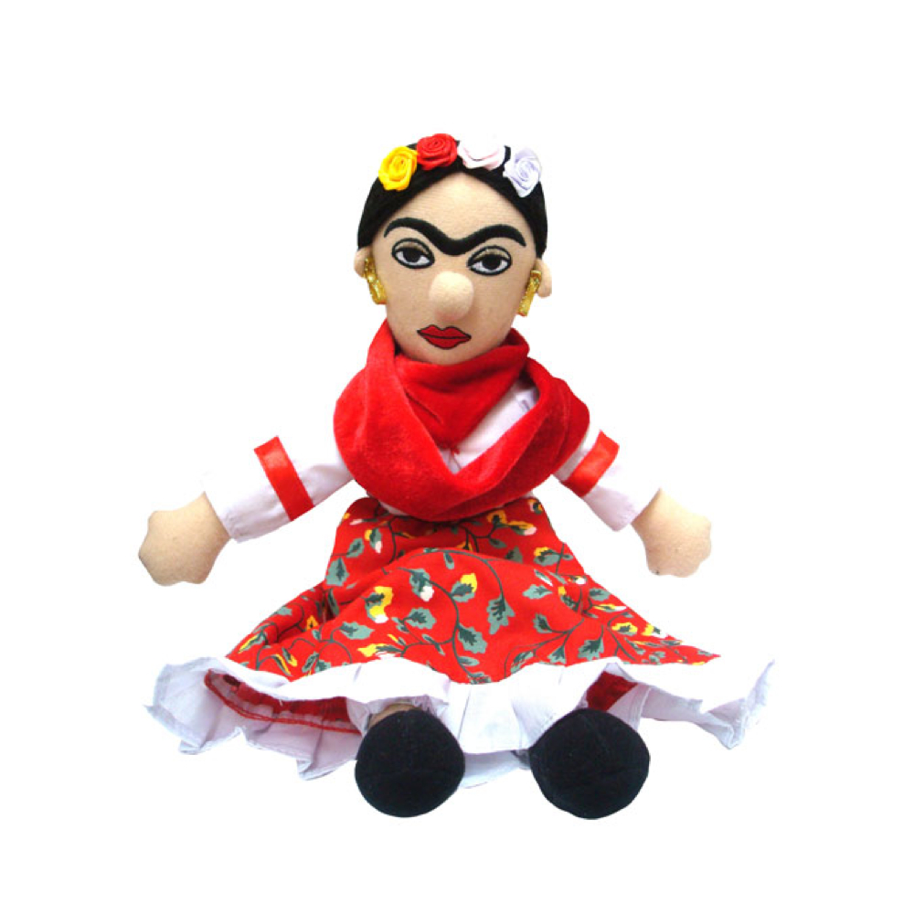 Little Thinkers Doll: Frida Kahlo