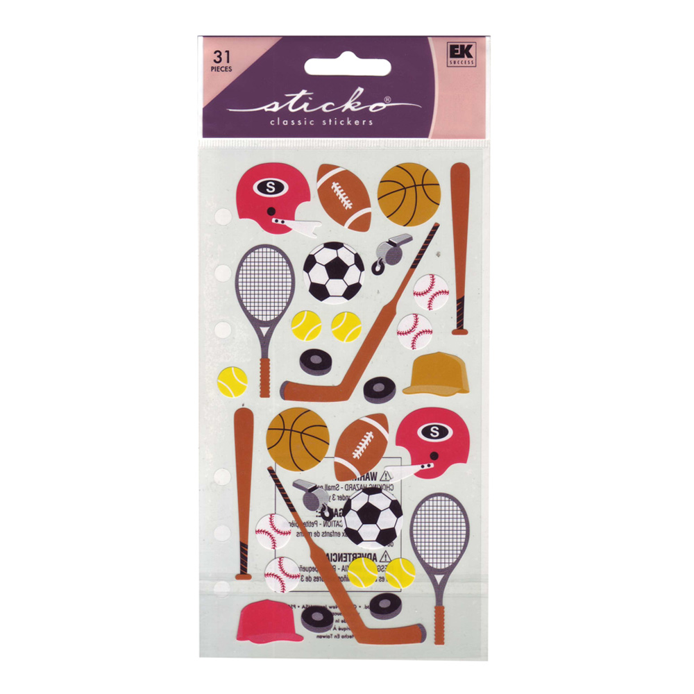 Stickopotamus Stickers Sports Equipment