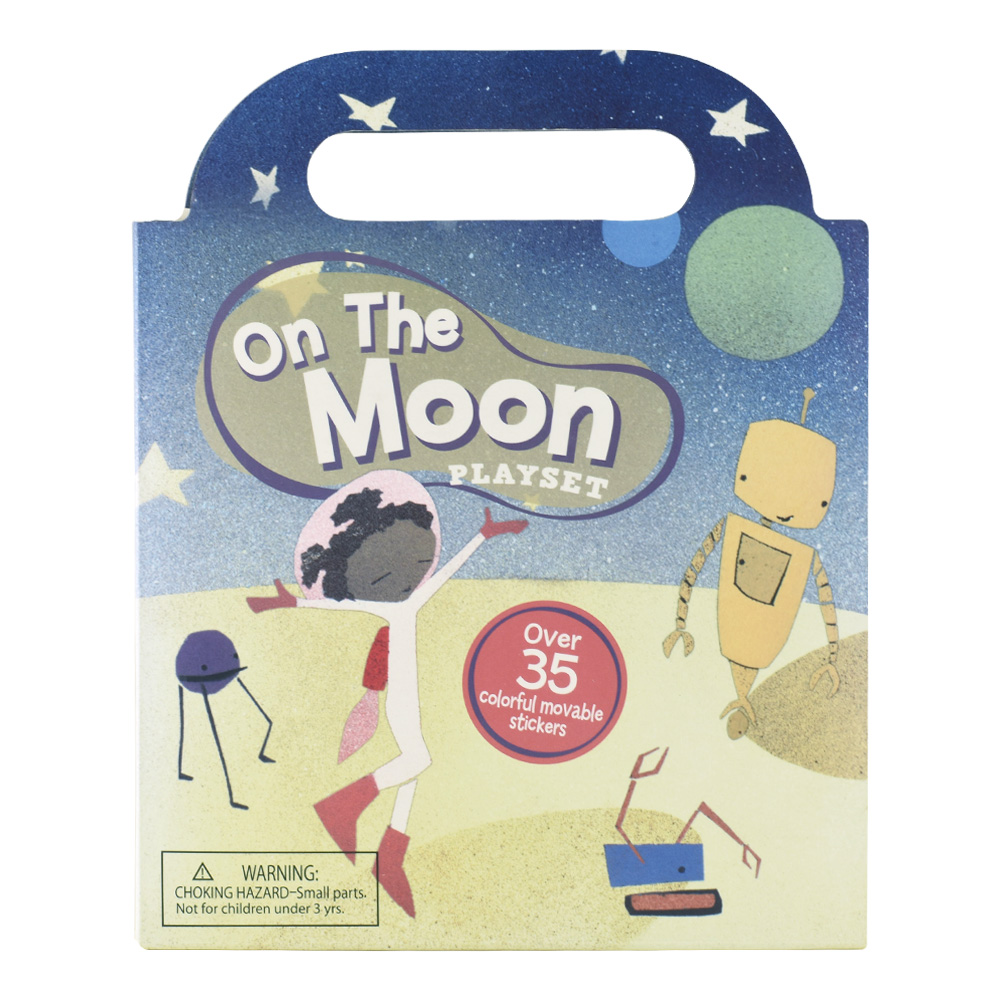 Magnetic Poetry Playset: On The Moon