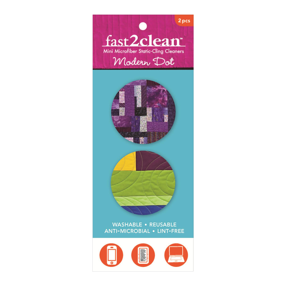 Fast2Clean Static Cleaners Modern Dot