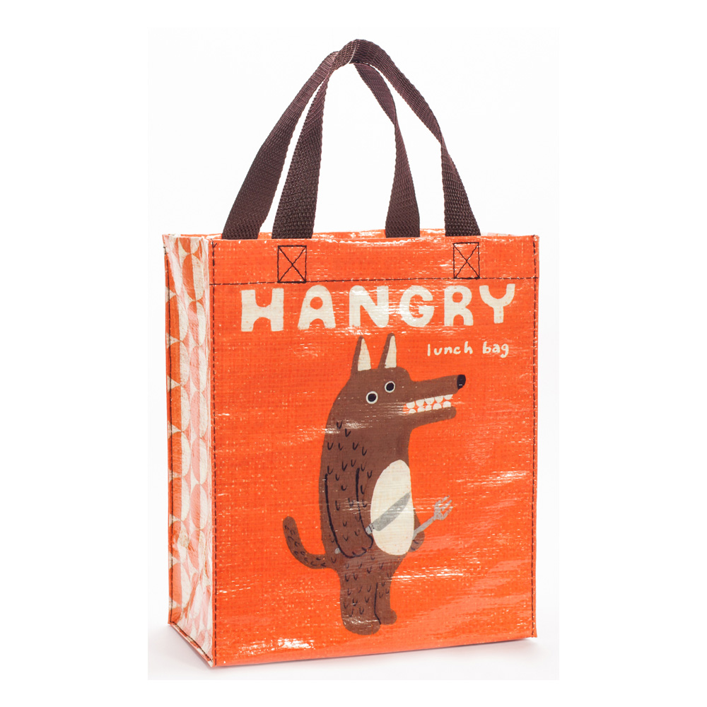 Blue Q Handy Tote Hangry Lunch Bag