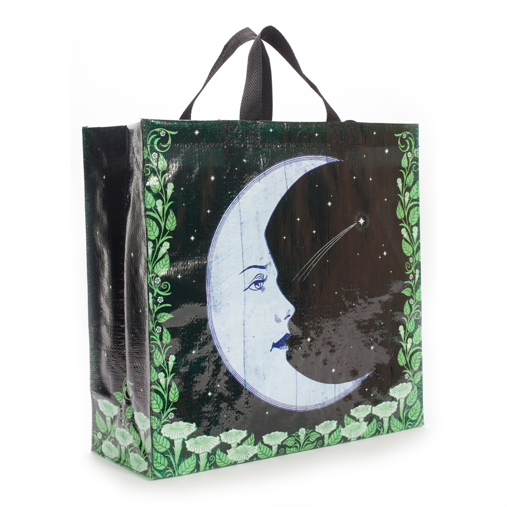 Blue Q Shopper Bag Moon