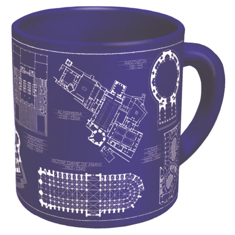 Coffee Mug: Architecture