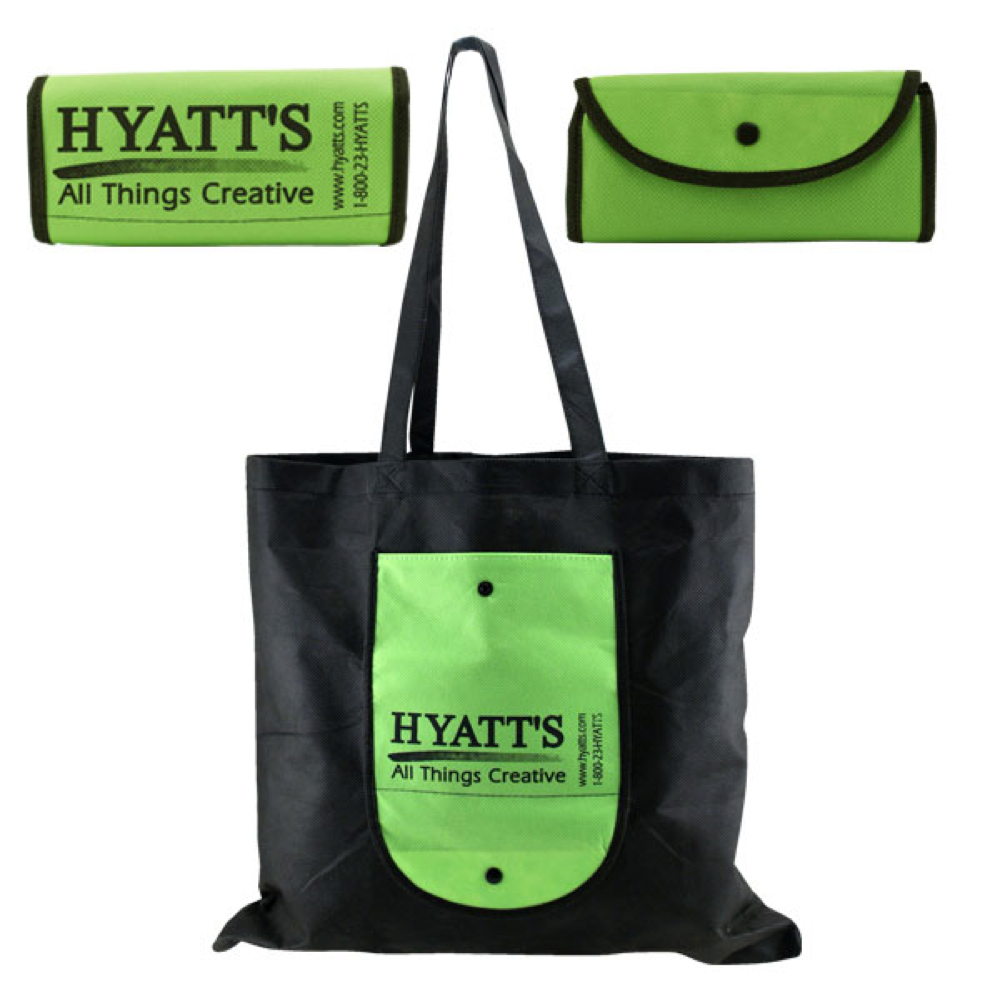 Hyatt's Wallet Bag Green