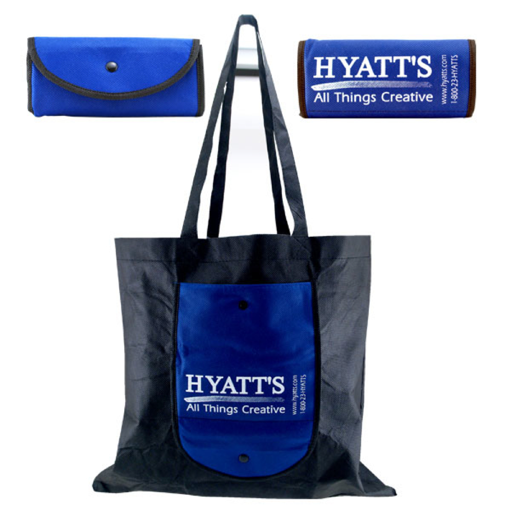 Hyatt's Wallet Bag Blue
