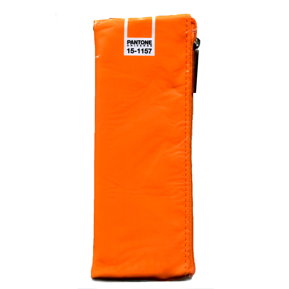 Pantone Universe Pencil Pouch Flame Orange