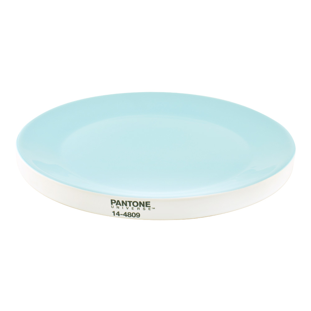 Pantone Universe Large Plate Light Blue 14-48