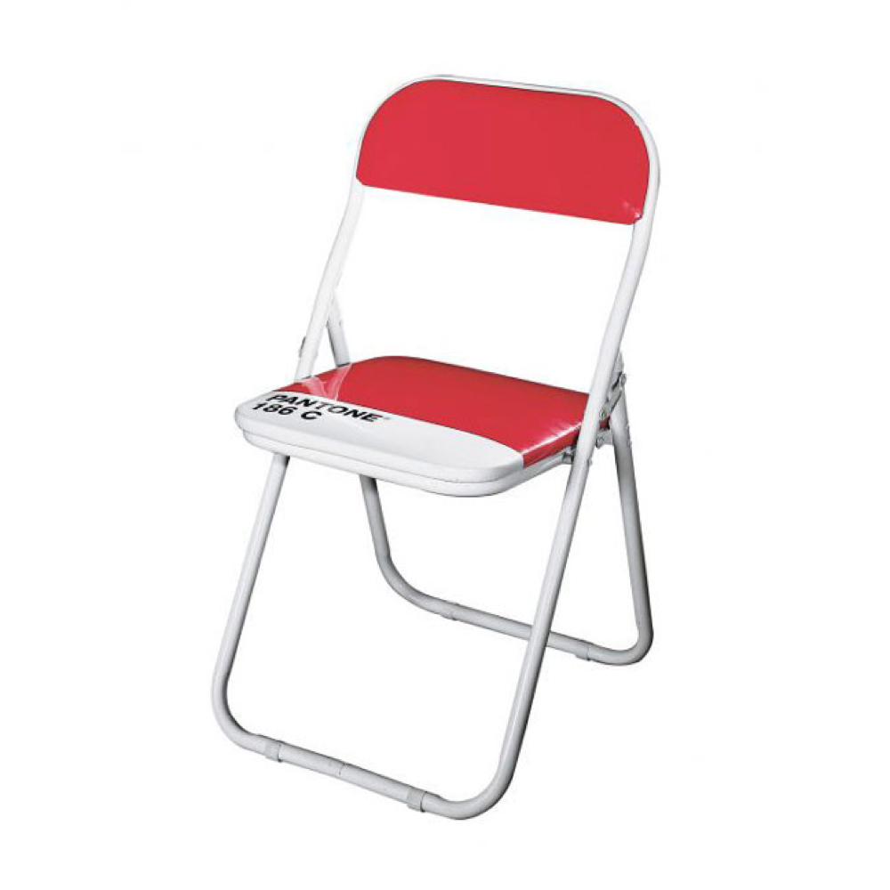 Pantone Chair Ruby Red 186C