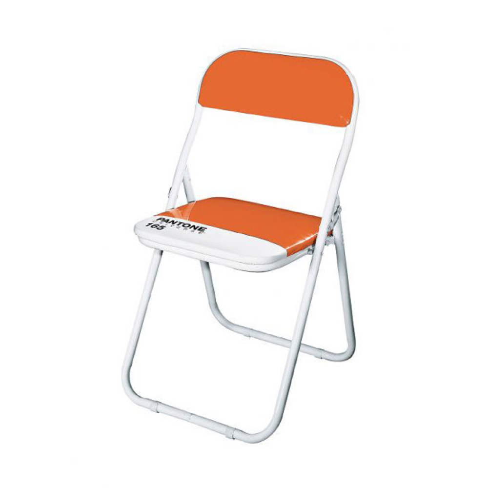 Pantone Chair Vitamin C 165C