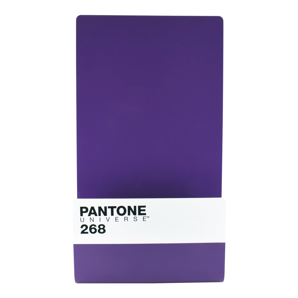 Pantone Metal Wallstore Royal Purple 268C
