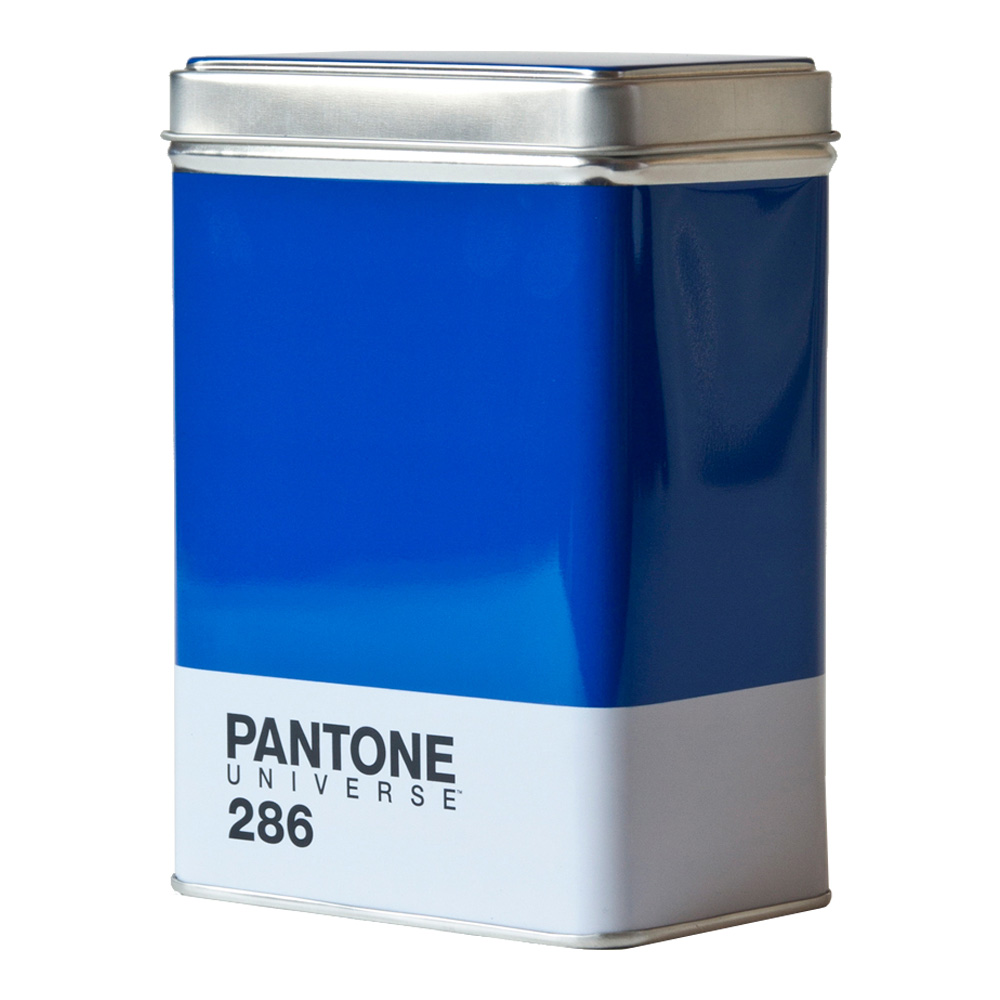 Buy Pantone Metal Kitchen Box Blue 286